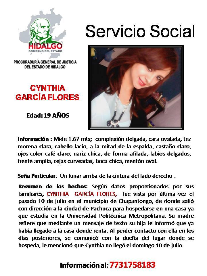 SERVICIO SOCIAL CYNTHIA GARCÍA (1)