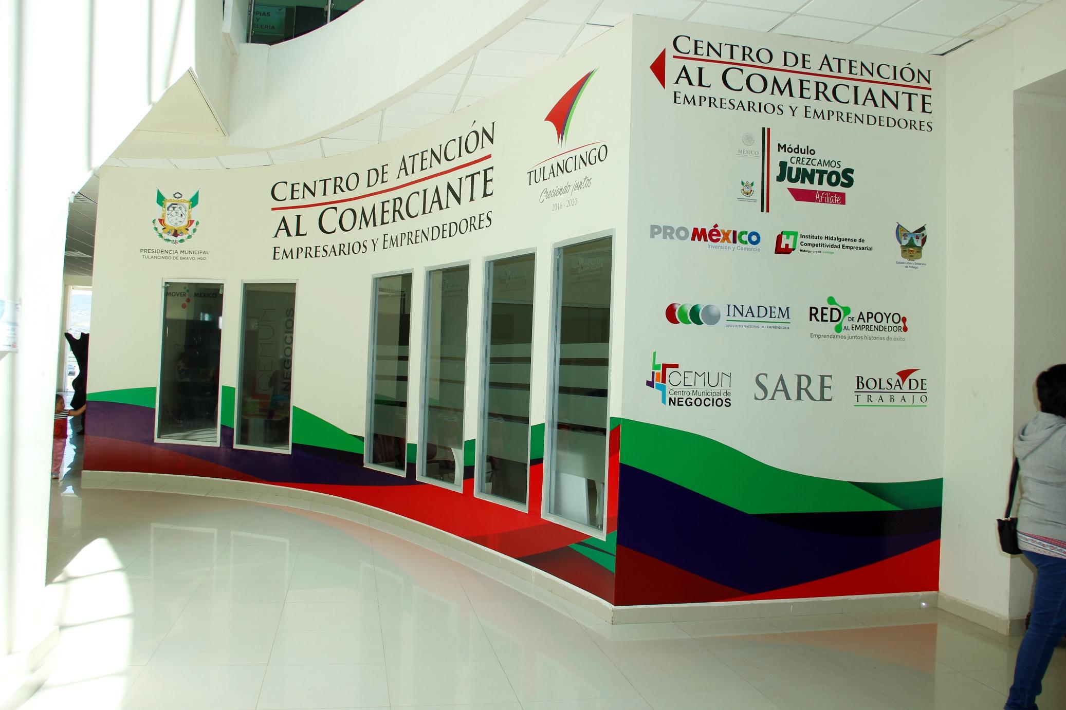 Inaugura Ayuntamiento De Tulancingo Módulo Permanente Del Sat