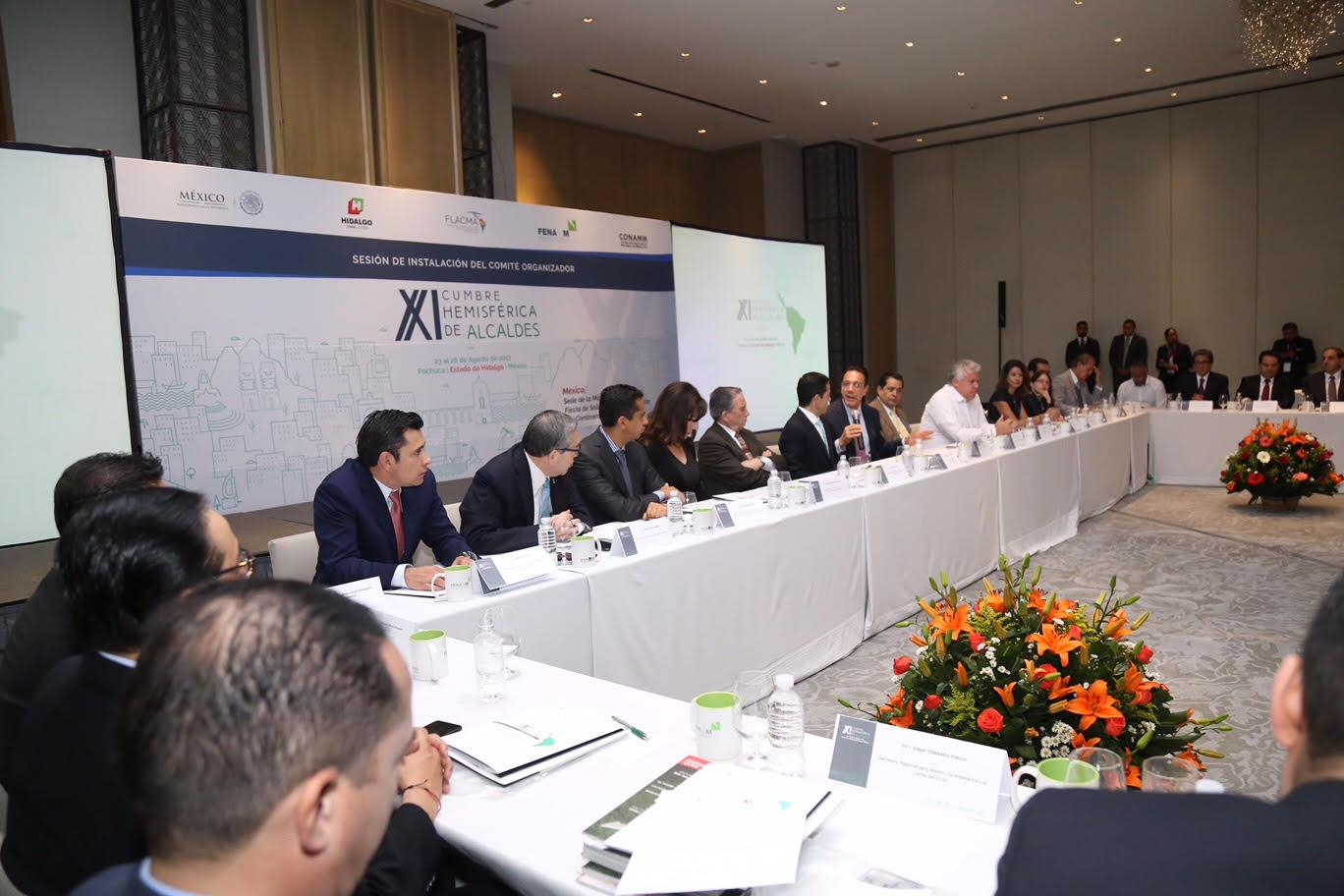 Resultado de imagen para XI Cumbre Hemisférica de Alcaldes
