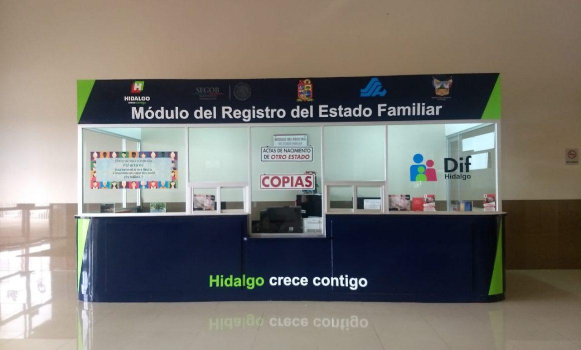 Atención En Nuevo Módulo De Registro Familiar De Santiago