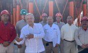 Reprocha López Obrador tiradero de obras