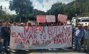 Presentan plan ambiental tras protestas contra minera Autlán