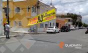 Refuerzan protesta por parquímetros en Pachuca; subirán tarifas