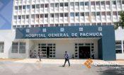Suspenden consultas de especialidad en el Hospital General de Pachuca